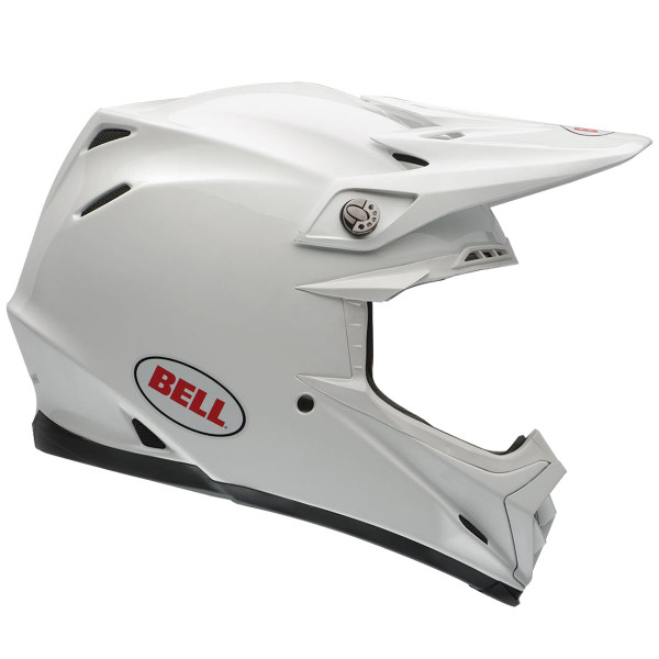Bell PS Moto 9 Solid Dirt Full Face Helmet