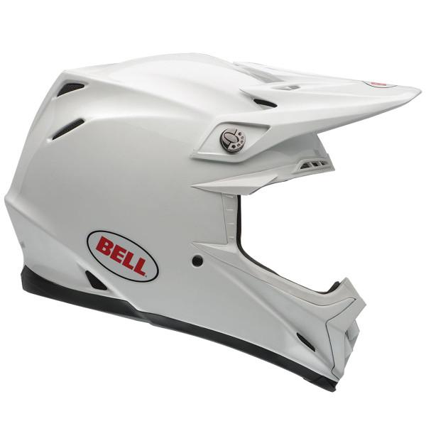Bell PS Moto 9 Solid Dirt Full Face Helmet