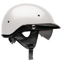 Bell Pit Boss Half Helmet White