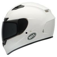 Bell PS Qualifer DLX Clutch Full Face Helmet White