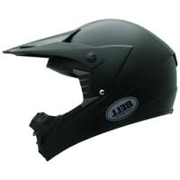 Bell SX-1 Matte Black Helmet