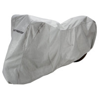 Tour Master Journey Motorcycle Cover White