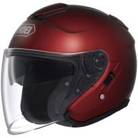 Shoei J-Cruise Helmet  Red