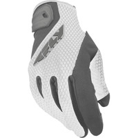 Fly Street Coolpro II Women's Gloves White