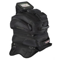 Tour Master Elite Magnetic Mount Tribag Tank Bag Black