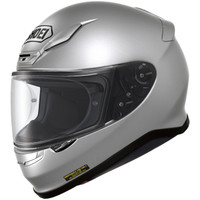 Shoei Rf-1200 Full Face Helmet Silver