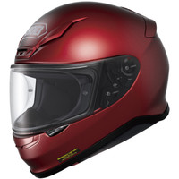 Shoei Rf-1200 Full Face Helmet Wine