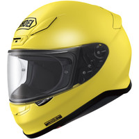 Shoei Rf-1200 Full Face Helmet Yellow