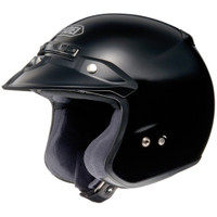 Shoei Rj Platinum R Helmet Black