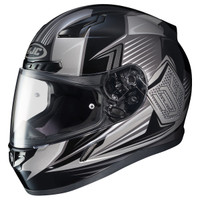 HJC CL-17 Striker Helmet Black