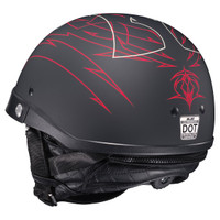 HJC CL-Ironroad Show Boat Helmet Red 2