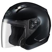 HJC Cl-Jet Helmet Black