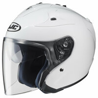 HJC FG-Jet Helmet White