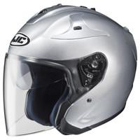 HJC FG-Jet Helmet Silver
