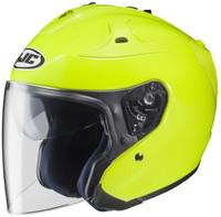 HJC FG-Jet Helmet Green