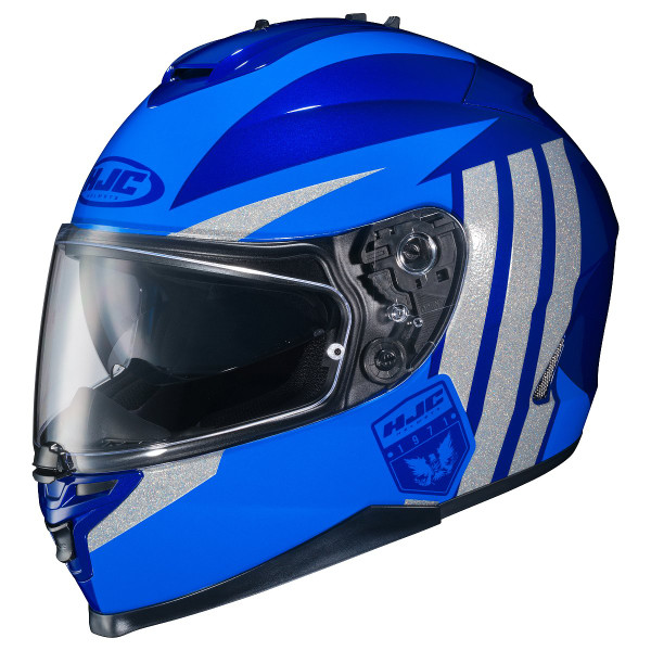 HJC IS-17 Grapple Helmet Blue