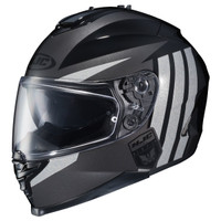 HJC IS-17 Grapple Helmet Black