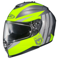 HJC IS-17 Grapple Helmet Yellow