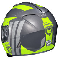 HJC IS-17 Grapple Helmet 2