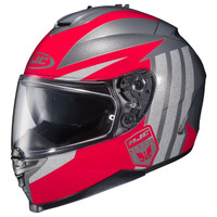 HJC IS-17 Grapple Helmet Red