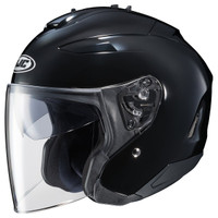 HJC IS-33 II Helmet Black