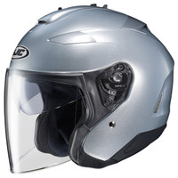 HJC IS-33 II Helmet Silver