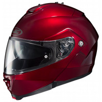 HJC IS-Max 2 Helmet Red