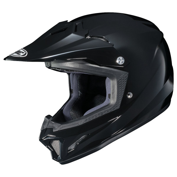 HJC Youth CL-XY 2 Helmet - Solid Black