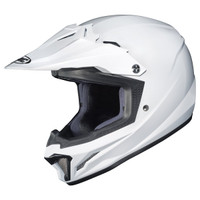 HJC Youth CL-XY 2 Helmet - Solid White