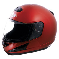 G-Max GM38 Solid Helmet Red