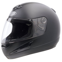 G-Max GM38 Solid Helmet Matte Black