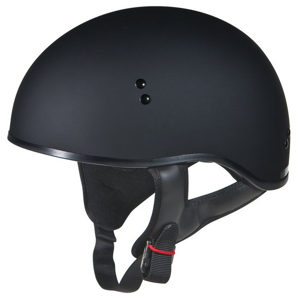 G-Max GM45 Solid Helmet Flat BLack