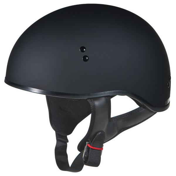 G-Max GM45 Solid Helmet Flat BLack