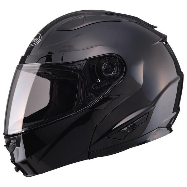 G-Max GM64 Helmet - Solid Black