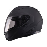 G-Max GM64 Helmet - Solid Matte Black