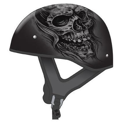 G-Max GM65 Ghost Helmet