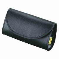 Willie & Max Handlebar/Windshield Pouch Black