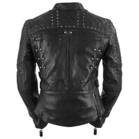 Black Brand Women's Brazilian Waxed Jacket 2