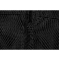Black Brand Flow Mesh Jacket 3