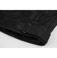 Black Brand Flow Mesh Jacket 6