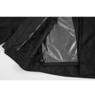 Black Brand Flow Mesh Jacket 10