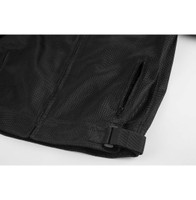 Black Brand Flow Mesh Jacket 8