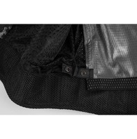 Black Brand Flow Mesh Jacket 9