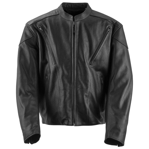 Black Brand Killer Jacket Front Side
