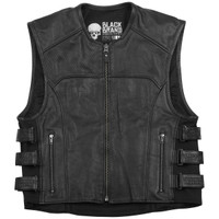 Black Brand Ice Pick Perforated Kooltek Vest 1