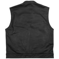 Black Brand Club Vest 2