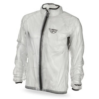 Fly Racing Clear Rain Jacket