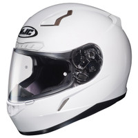 HJC CL-17 Helmet  White