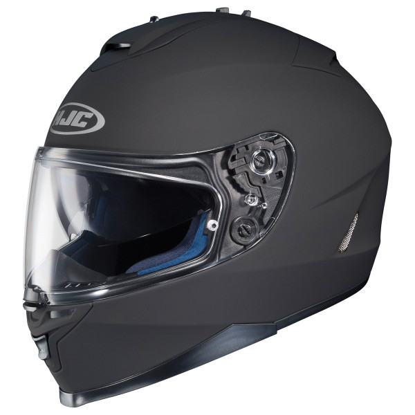HJC IS-17 Helmet Black