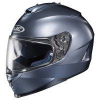 HJC IS-17 Helmet Silver 2